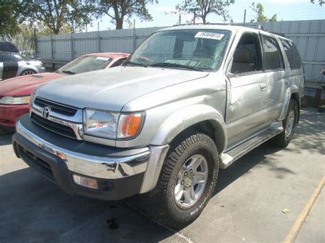 2002 Toyota 4runner Accessories Used Recycled Salvage Truck Suv Parts In Sacramento