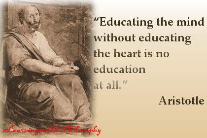 aristotle biography education aristotle quotes elearningworld