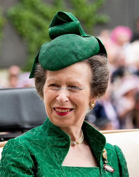 princess anne princess anne princess royal attends day 3 ladies day