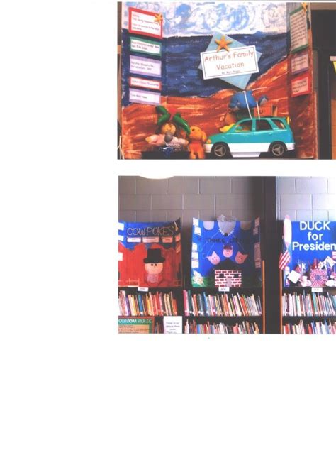 Kazoo Switcheroo Book Report by Reading Fair A Collection Of Education Ideas To Try Pout Pout Fish Project Ideas And