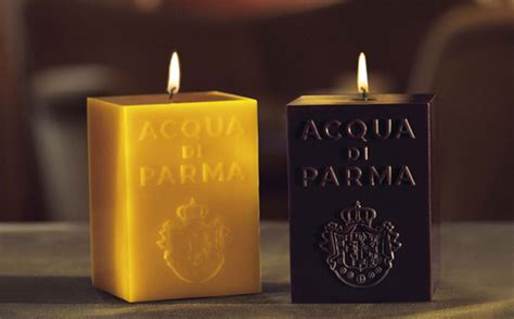 candele acqua di parma acqua di parma oud candle review
