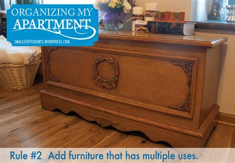 organizing my apartment 5 rules for a small living room helpful tips for organizing a small apartment via the