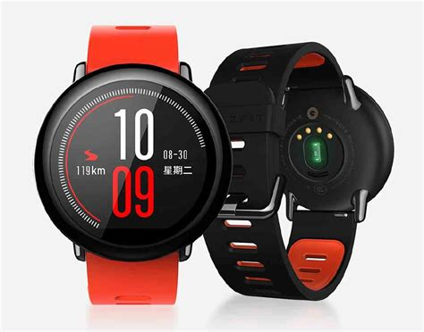 Smartwatch Amazfit xiaomi amazfit is a 120 smartwatch with tons of features