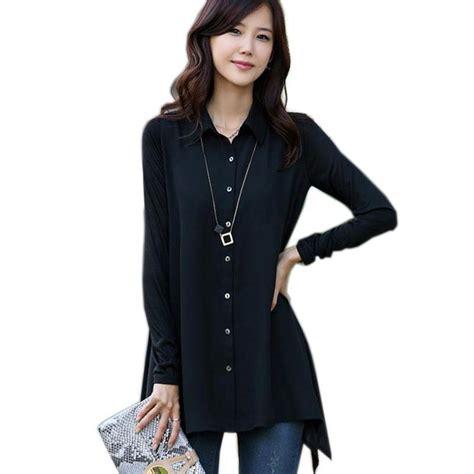 Hoodie Cardigan Chiffon Import 1 tops black chiffon blouse sleeve ol chiffon shirts blusas cardigan plus size m