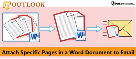 How To Attach A Word Document To how to quickly attach the specific pages of a word