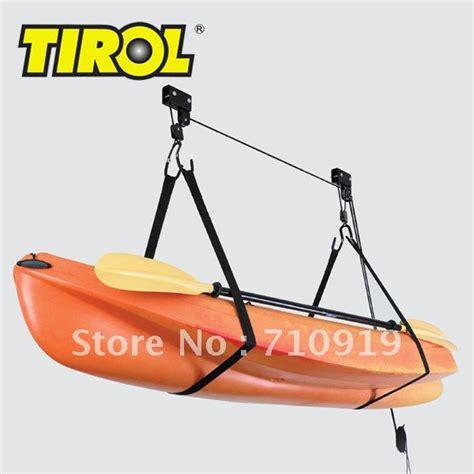 Kayak Ceiling Hoist by Aliexpress Buy T20212a Ceiling Mount Garage Hoist