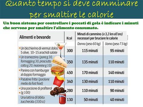 alimenti con poche calorie smaltire le calorie camminando e non cristalfarma
