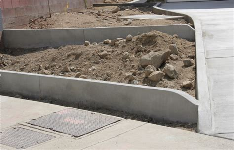 concrete garden wall retaining walls in los angeles county retaining wall builder