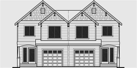 narrow row house pin rowhouse plans home on pinterest