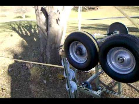 backyard rope tow backyard front yard rope tow youtube