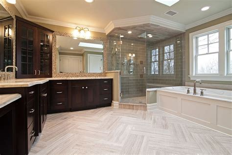 Floor And Decor Granite Countertops by 25 Extraordinary Master Bathroom Designs