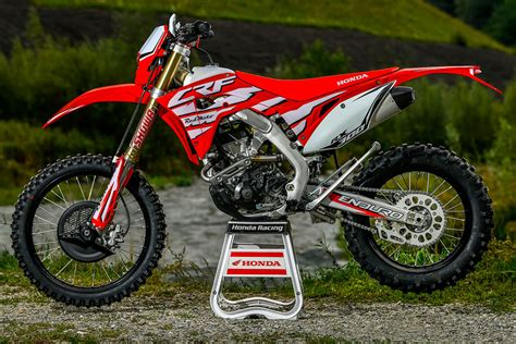 2019 Honda 450 Rx by Enduro21 2019 Honda Redmoto Enduro Racing Models Revealed