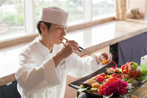 japanese chef de cuisine masafumi senga picture of niji
