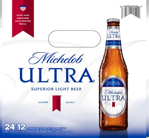 nutritional value of michelob ultra nutrition ftempo