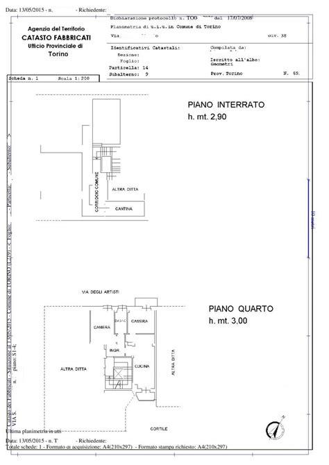 visura catastale appartamento planimetria catastale rasterizzata visurasi