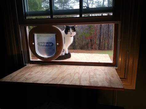 Cat Doors For Windows Decor Doug Cone Maker Developer Entrepreneur