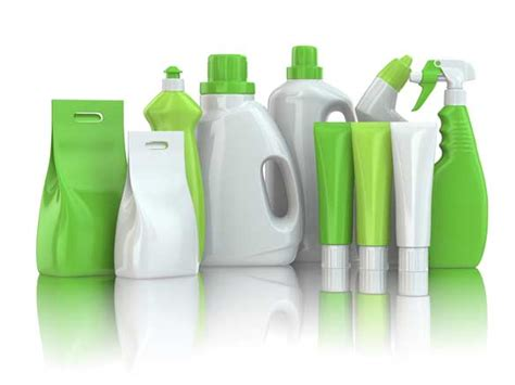 green cleaning products for an ecological clean
