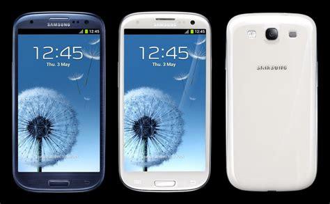 Hp Samsung Galaxy Z One Samsung Galaxy Siii Dirancang Untuk Manusia Widikrisna