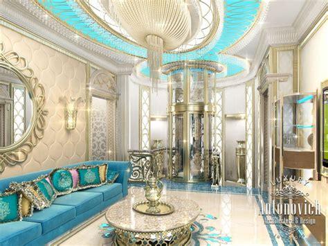 villa interior design in dubai modern classic villa photo 4