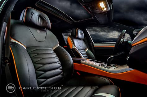 Selling Home Interiors by Bmw 5 Series The Ripper Custom Interior From Carlex