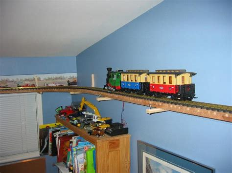 railroad bedroom g scale bedroom layout
