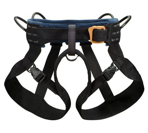 safety harness bod harness black climbing gear