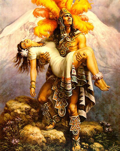 imagenes de aztecas chingones jesus helguera by leonadorada on deviantart