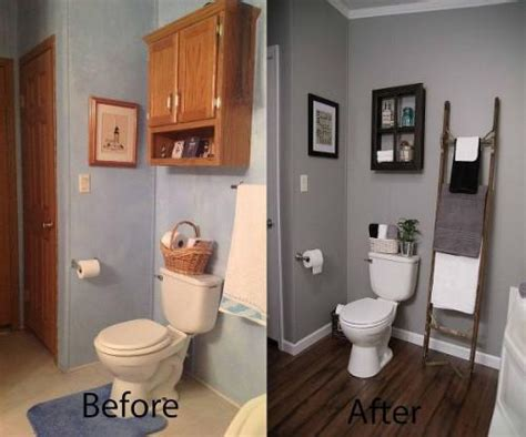 diy bathroom remodel before and after 10 before and after bathroom remodel ideas for 2017 2018