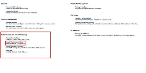 Obiee Administration by Obiee Admin Resume Resume Ideas