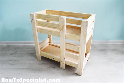 how to make a doll bunk bed how to build a doll bunk bed free 18 doll bed plans