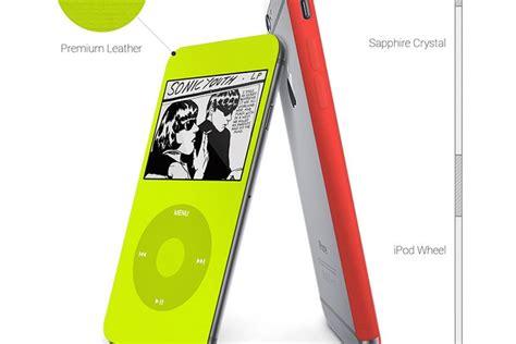 konsep ipod cover nostalgia ipod classic  iphone