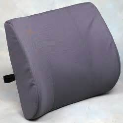 duro med contoured lumbar support cushion