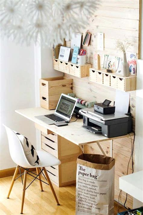Diy Office Decorating Ideas Top 30 Stunning Diy Projects To Organize Your Office Sky Rye Design