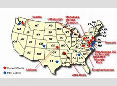 Contract Locations for Raven Services Corporation Lockheed Martin Locations
