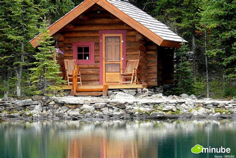 Cabin By The Water by Seis Caba 241 As Incre 237 Bles Para So 241 Ar Unas Vacaciones Veoverde