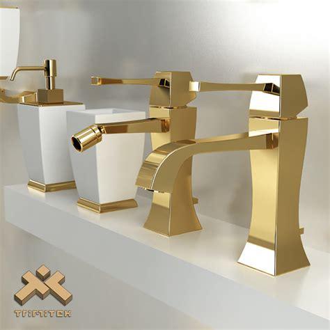 Bath Accessories 3d Model 3d Model Bathroom Accessories Gessi Mimi