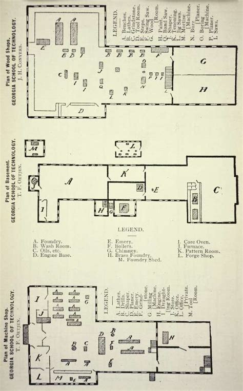 shop building plans machine shop floor plans find house plans