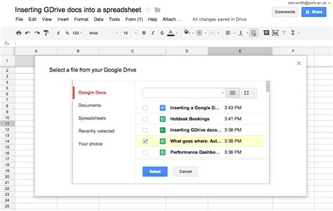 How To Upload Spreadsheet To Docs by 10 Spreadsheet Tricks Tips You Probably Didn T