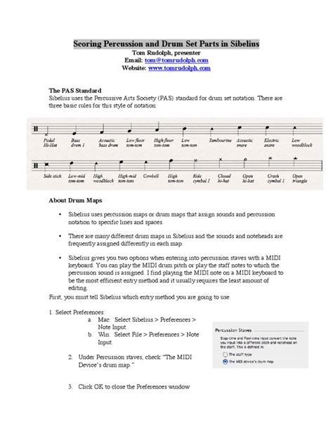 sibelius tutorial drum set notation drum set notation sibelius drum kit computer keyboard