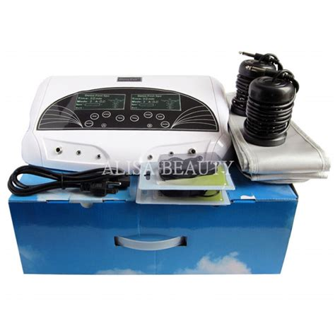Detox Spa Uk by 2017 Ion Far Infrared Ionic Cleanse Detox Foot Bath