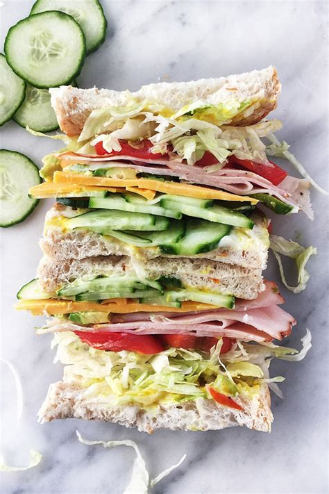 Better Sandwich how to build a better sandwich foodiecrush