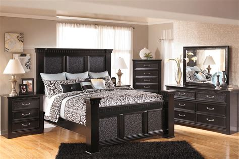 cavallino bedroom set cavallino mansion bedroom set from ashley b291 coleman