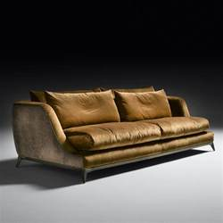 design sofa contemporary designer velvet sofa