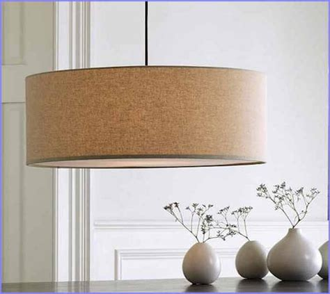 L Shades Custom Drum Shades For Pendant Lights Gallery How To Make A Drum Shade Pendant Light