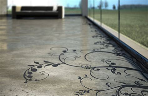 Concrete Floor Painting by Types Of Concrete Floor Coats How To Build A House
