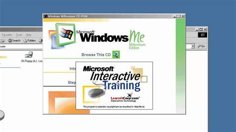 Windows Me learn microsoft windows me millennium edition brastalspoccons s