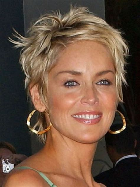 funky hairstyles for 2014 and women age 40 trendy short hairstyles for women over 40