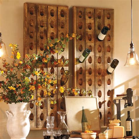 Wine Bottle Rack by Wine Bottle Riddling Rack The Green
