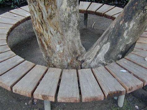 circular tree benches circular tree bench garden decor and design ideas