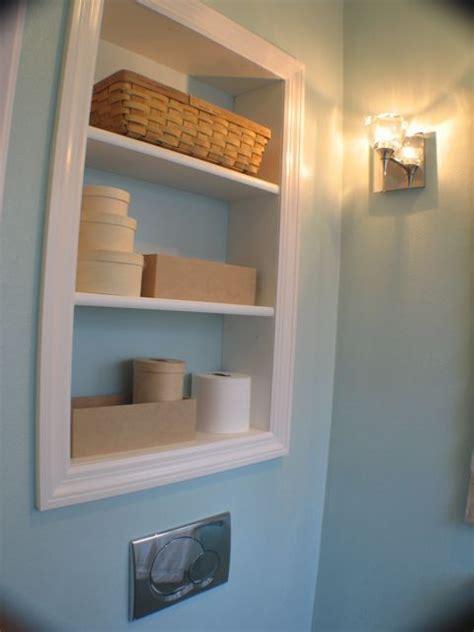 bathroom recessed shelves best 25 bathroom recessed shelves ideas on
